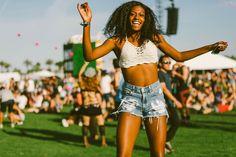 Yay crochet!! Coachella 2015