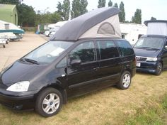 Ford Galaxy Ghia Berth, Used Motorhomes for sale Used Motorhomes For Sale, Travel Style, Travelling, Ford