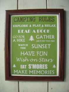 This would be cute hanging in our camper and easy to create.  By:Pinterest++ for iPad#