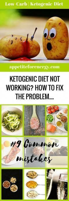 Is the Ketogenic Diet not working for you? Maybe you aren't losing weight or are feeling weak and tired. Read 3 part series: The Definitive Guide To Keto Mistakes. Ketogenic Diet Results, Ketogenic Diet Weight Loss, Ketogenic Diet Meal Plan, Ketogenic Diet For Beginners, Keto Diet For Beginners, Keto Diet Plan, Diet Meal Plans, Ketogenic Recipes, Diet Recipes