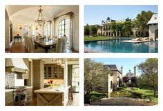 Tom Brady and Gisele Bundchen House - Celebrity Real Estate - ELLE DECOR