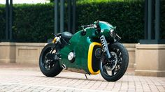 This Ultra Rare Lotus C-01 Is Heading To The Auctions - #Lotus, #Motorcycles