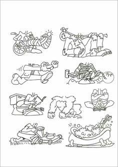 8 of 10 Tekenprent Cartoon Drawing For Kids, Drawing Cartoon Characters, Cartoon Kids, Cartoon Drawings, Funny Drawings, Cartoon Head, Cartoon Faces, Funny Faces, Caricature Artist