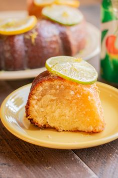 7up Bundt Cake - Vintage Recipe Tin