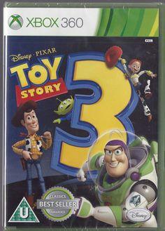 Xbox 360 Disney PIXAR Toy Story 3: The Video Game BRAND NEW