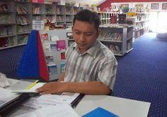 Perpustakaan Bunga Bangsa ƸӜƷ: Kunjungan Study Banding Akper Yarsi Samarinda