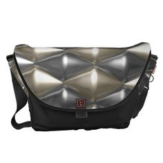 """Metal Pastry Puff  messenger bag by Valxart.com  messenger bag by Valxart.com messenger bag by Valxart.com $141.70 Water resistant, extra durable (machine-washable). Large main compartment and 2 front pockets. Form fitted to your body. Quick-adjust cam shoulder strap. Holds a 15"""" laptop (w/optional sleeve). Made with a sustainability focus in San Francisco, CA. Dimensions 12"""" H x 21"""" W x 9"""" D."""