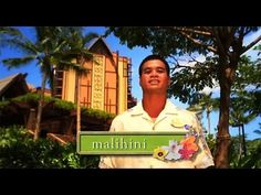 Hawaiian Word of the Week: malihini guest