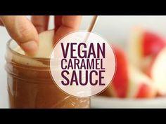 5 Minute Magic Vegan Caramel Sauce Recipe - Pinch of Yum