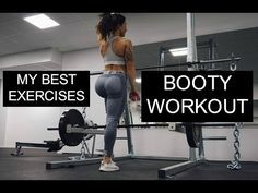 BRITTANY PERILLE | The ULTIMATE Guide to GREATER Glutes, BOOTY Building! - YouTube