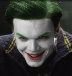 Cameron Monaghan as The Joker in Gotham