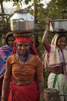 In urban #India, the availability of water is taken for granted. However, in many villages of rural India women have to walk about 2.5 km to get water for their daily needs. That too, twice a day.