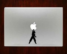Goku Spirit Bomb Macbook Decal Stickers Dragonball z juego de goku