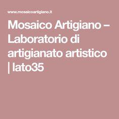 Mosaico Artigiano – Laboratorio di artigianato artistico   lato35
