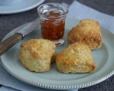 Rachel Allen shares a recipe using light Italian flour for a twist on this classic teatime treat