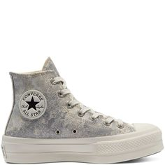 Chuck Taylor All Star Elevated Metallic Platform montante