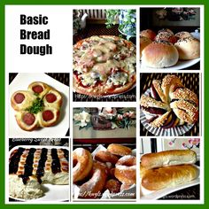 Basic Bread Dough Recipe And Plum Blossom Sausage Buns (梅花香肠面包) #guaishushu   #kenneth_goh  #basic_bread_dough