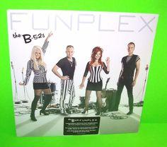 The B-52's Funplex 2008 Sealed Astralwerks Vinyl LP Record SEALED w/ CD Limited #AlternativeIndiePostRockPunkNewWave