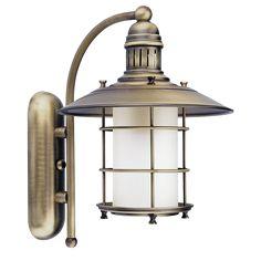 Kinkiet LAMPA ścienna SUDAN 7991 Rabalux OPRAWA klasyczna latarnia patyna złoty