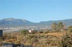 Panorámica de la Cuenca de México desde la REPSA, comenzando por el Ajusco. Parte 1. Fotografía: SEREPSA