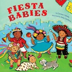 Abby the Librarian: What to Read at Baby Storytime #6: Diverse Books