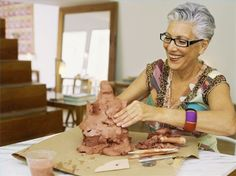 How to Build Clay Sculptures - start with the basics