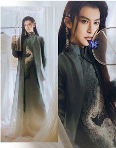 Tịch Đàm K Fashion, Asian Fashion, Asian Men Long Hair, Fairytale Fashion, Cosplay, Chinese Clothing, Asian Actors, Actor Model, Hanfu