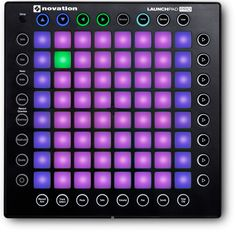 Launchpad Pro is the easiest way to take full control of your Ableton Live session. Create expressive, dyanmic performances using Launchpad Pro's 64 RGB velocity sensitive MIDI pads. Launchpad Pro, Ableton Launchpad, Novation Launchpad, Music Production Equipment, Audio Engineer, Drum Machine, Dj Equipment, Recording Studio, Product Launch