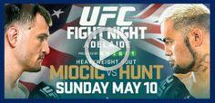 HUNT-VS-MIOCIC-LIVE-STREAM Boxing Live, Ufc, Watch, Night, Sports, Hs Sports, Clock, Bracelet Watch, Clocks