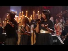 ▶ Jennifer Hudson - Christmas Gospel Medley - YouTube