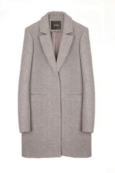 Maje - Best Menswear-Inspired Coats for Fall 2012