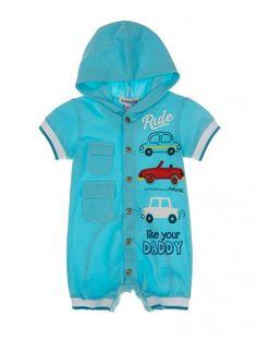 e47d12a06ba9 Βρεφικό φορμάκι με κουκούλα    Παιδικά Ρούχα - Maison Marasil Και