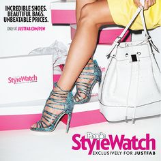 Incredible Shoes. Beautiful Bags. Unbeatable Prices.  #StyleHuntersLoveJustFab @justfabonline #fabshionista #ambdsr