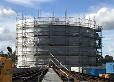 Check It is a local provider of domestic, commercial and specialist scaffolding in Edinburgh. Looking for scaffolding companies in Edinburgh? Scaffolding, Edinburgh, Utility Pole, Scotland, Staging