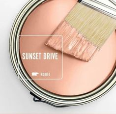 Behr sunset drive #homeredecoratinginspiration
