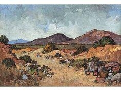 Artist Conrad Nagel Doman Theys - FindArtinfo Art Pictures, Art Images, Awesome Art, Cool Art, South Africa Art, Landscape Paintings, Landscapes, Art Price, Marlene Dumas