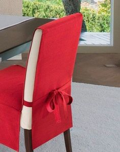 16 Example of a chair cover to give the dining room a different look . 16 Example of a chair cover to give the dining room a different look Dining Chair Covers, Dining Chair Slipcovers, Furniture Covers, Sofa Covers, Kitchen Chair Covers, Dining Chairs, Patio Chairs, Bar Chairs, Chaise Diy