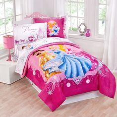 $34.99 Disney® Princess Comforter Set