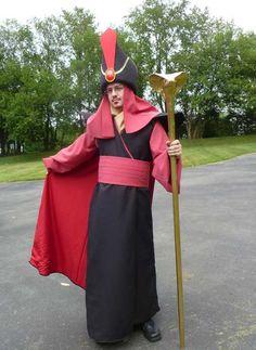 There She Sews!: Otakon 2012: Jafar is Done!