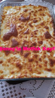 Senay'la Mutfak Keyfi: Makarna Börek Tarifi