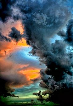 Amazing Photography - Clouds by Carolyn M. Fletcher