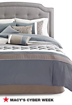 Tommy Hilfiger Bedding Country Chic King Duvet Cover