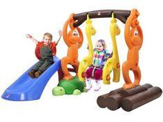 Playground Zooplay - Bandeirante 7005 com as melhores condições você encontra no Magazine Kelycecilio. Confira!