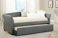 geey trundle bed - Google Search