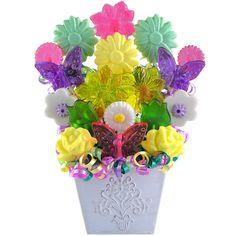 Garden Party Centerpieces - Lollipop Bouquet $49.99