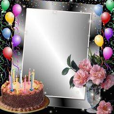 Happy Birthday Cake Photo, Happy Birthday Wishes Photos, Birthday Photo Frame, Happy Birthday Frame, Happy Birthday Posters, Birthday Photo Banner, Birthday Frames, Happy Birthday Greetings, Birthday Message For Mom