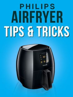 Airfryer Recipes | Here are my top tips and tricks for using your Philips Airfryer from RecipeThis.com