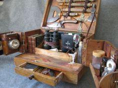 Vampire hunter equipment