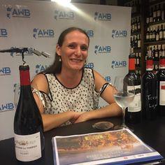 Arranca la degustación #ArgWBconALH en @vinoteca.mrwines con @violletalice de @altoslashormigas @ALHmalbec