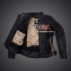 Women's Roadster Lady sport motorcycle jacket were designed and constructed for an optimized female fit. Motorbike Clothing, Motorcycle Outfit, Motorcycle Jacket, Motorcycle Leather, Leather Jackets, Trousers, Bronze, Female, Lady